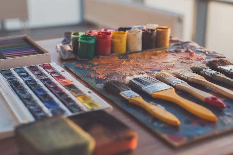 ไอเทมสร้างสรรค์งานศิลปะ